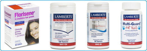 Lamberts Multi-nutrients