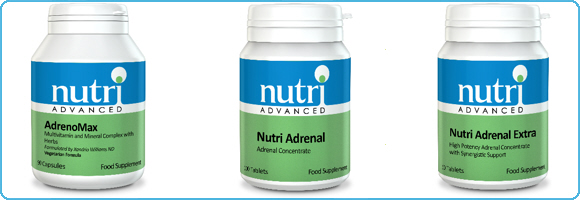 Nutri Advanced Adrenal Support